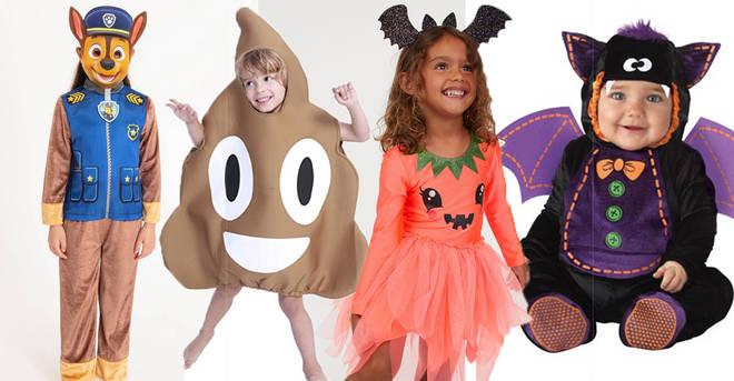 otroški pustni kostumi